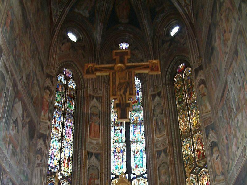 Basilica di Santa Croce: altare maggiore