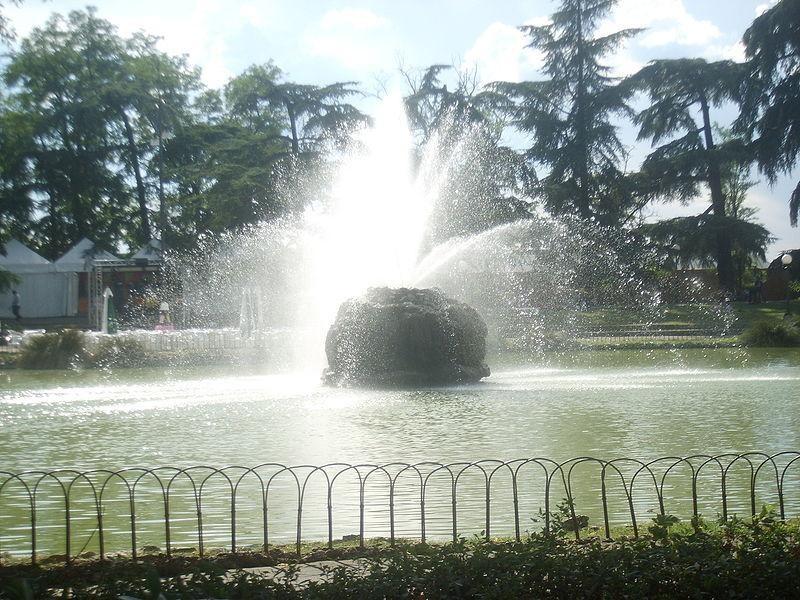 Fortezza da Basso: giardini