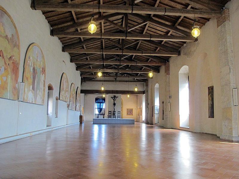 Certosa: pinacoteca di palazzo acciaiuoli