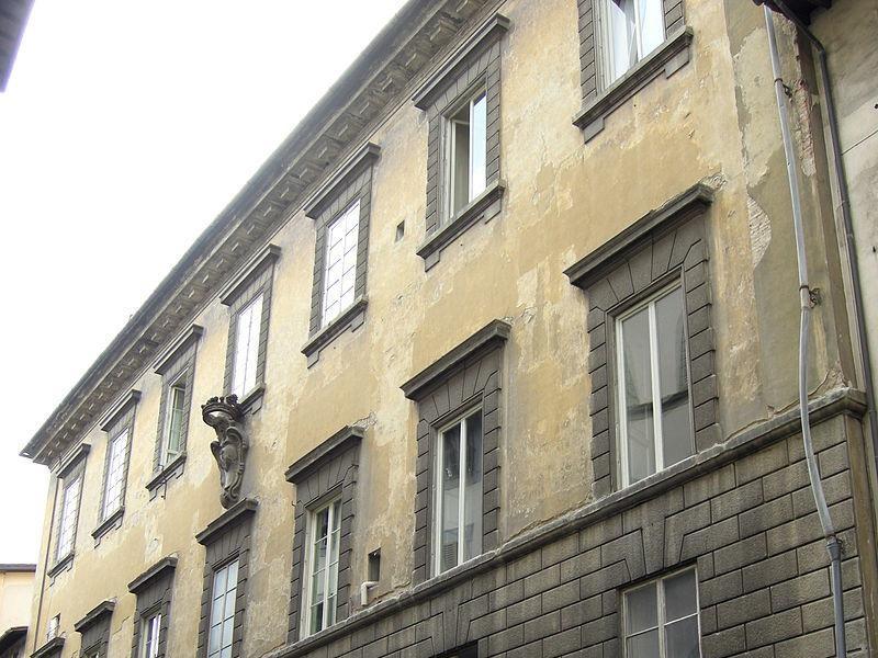 Borgo San Frediano: Palazzo Magnani-Feroni