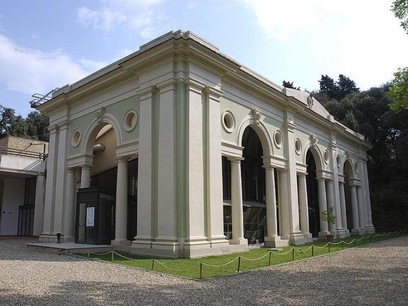Villa Strozzi: Limonaia