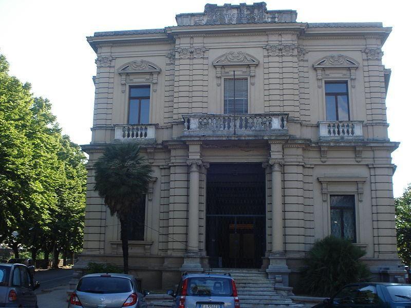 Ex Edificio Regie Poste e Telegrafi
