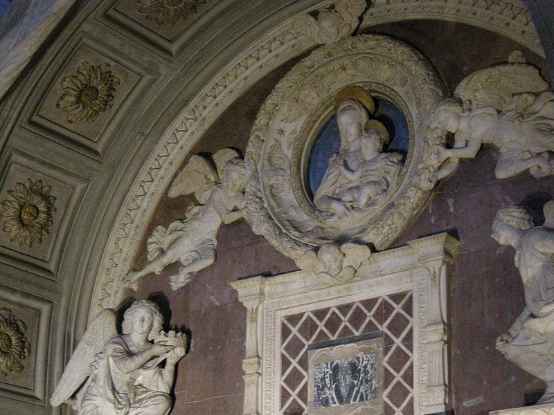 Basilica di San Miniato al Monte: cappella del cardinale di portogallo