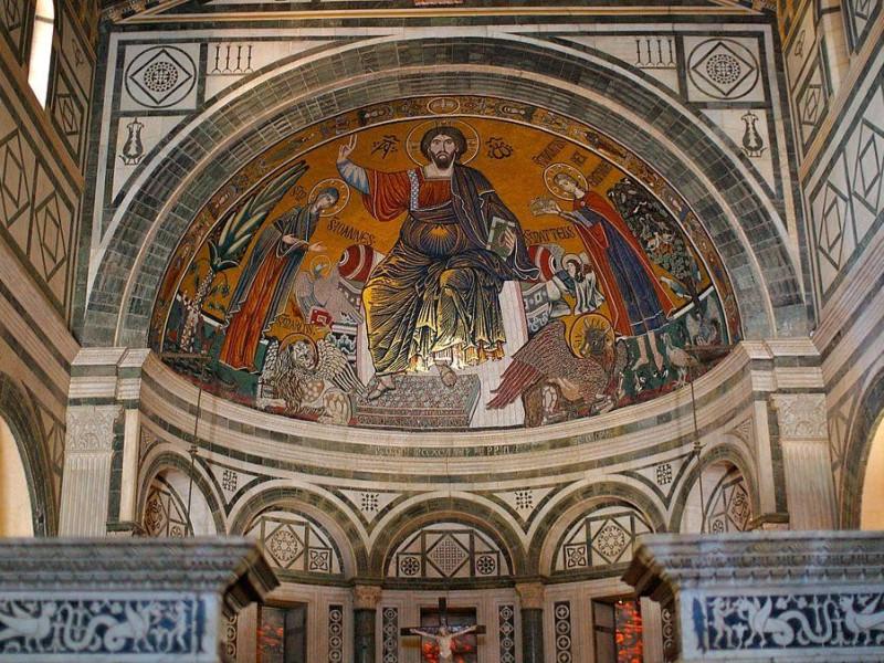 Basilica di San Miniato al Monte: abside