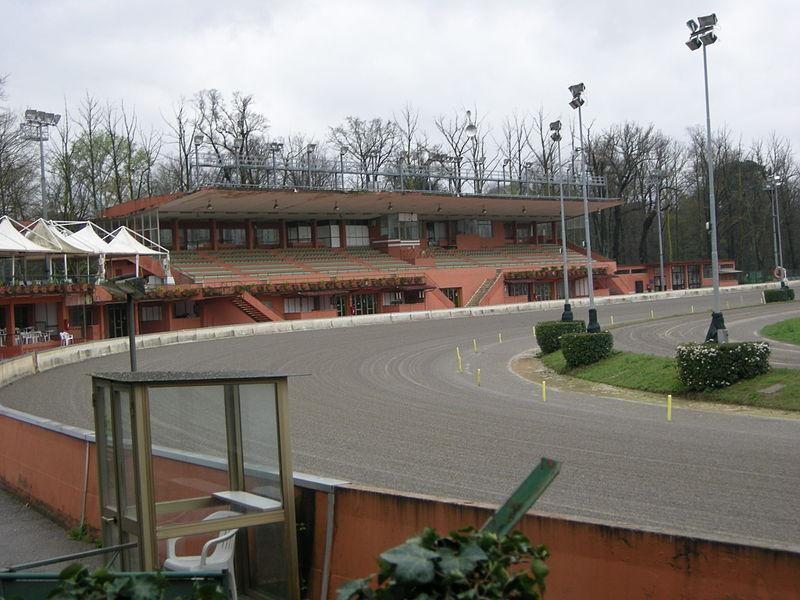 Parco delle Cascine: ippodromo