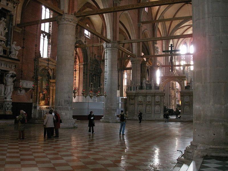 Basilica di Santa Maria Gloriosa dei Frari