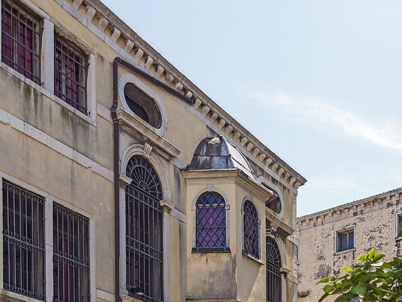 Ghetto di Venezia: Sinagoga Levantina