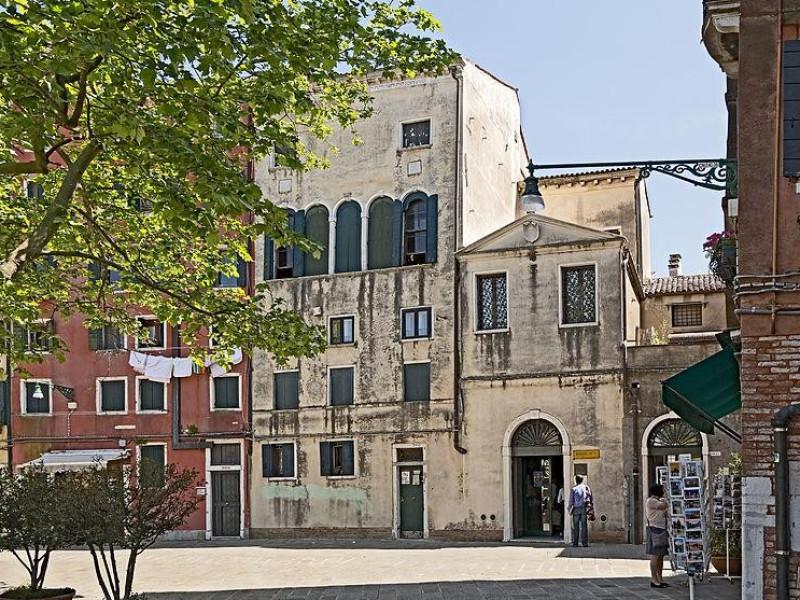 Ghetto di Venezia: scola tedesca e scola canton