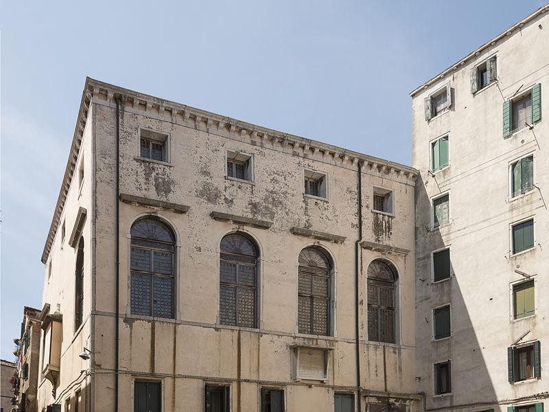 Ghetto di Venezia: sinagoga spagnola