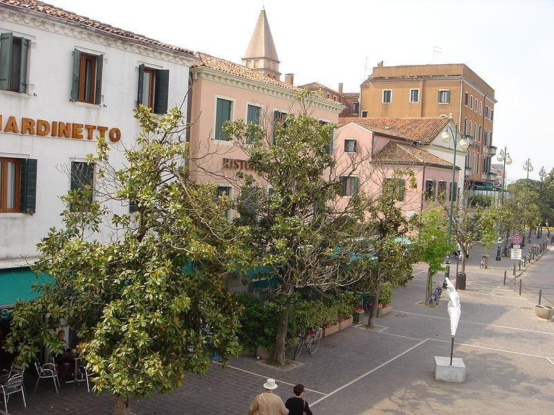 Lido di Venezia: piazzale s.m. elisabetta