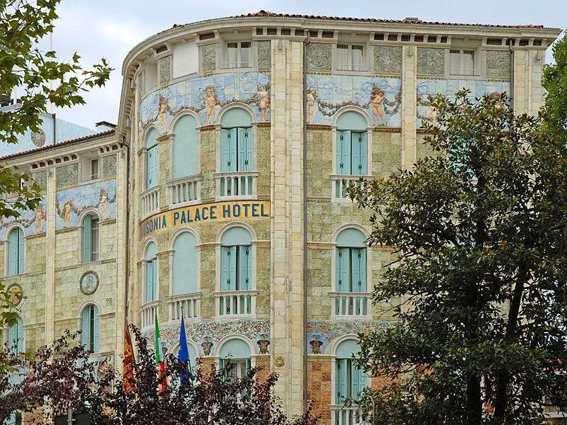 Lido di Venezia: Hotel hungaria ausonia