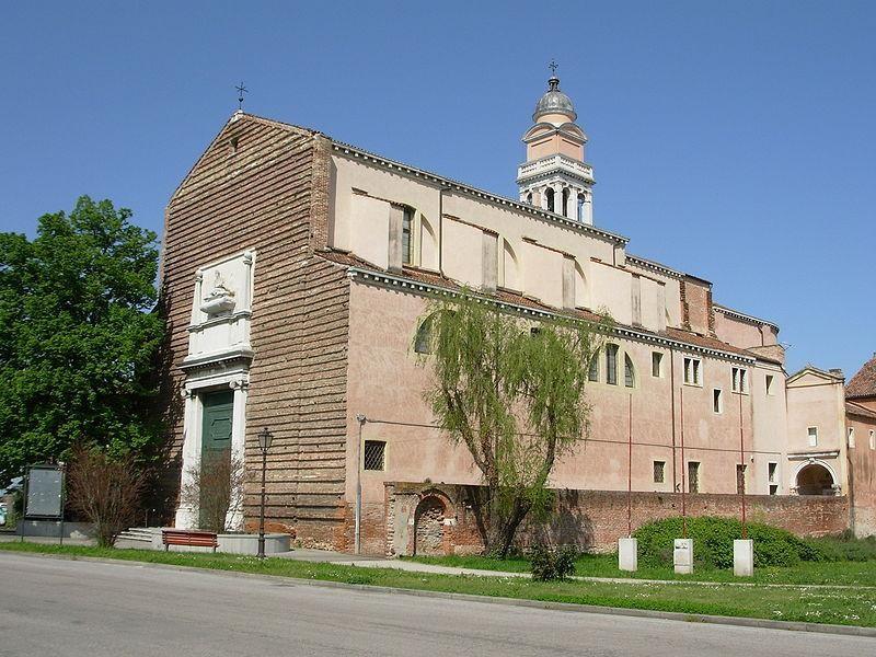 Lido di Venezia: chiesa di s. niccolò