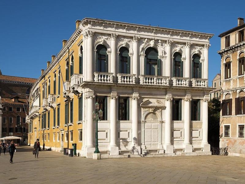 Palazzo Loredan in Campo Santo Stefano