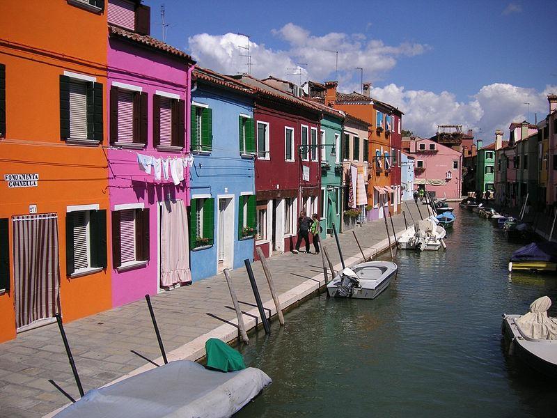Burano: Rio Pontinello