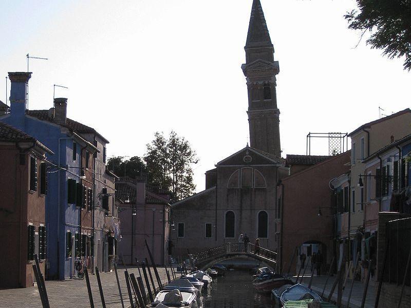 Burano: Chiesa di San Martino