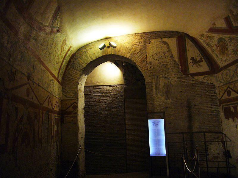 Case Romane del Celio: interni