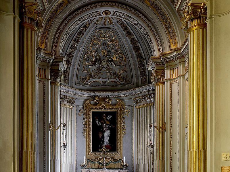 Chiesa di San Gregorio al Celio: cappella di s. gregorio
