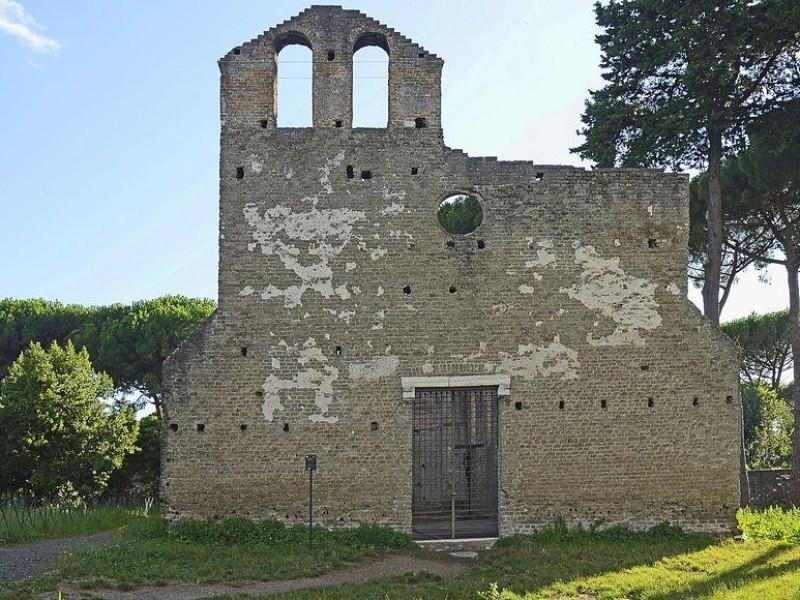 Castrum: chiesa di san nicola