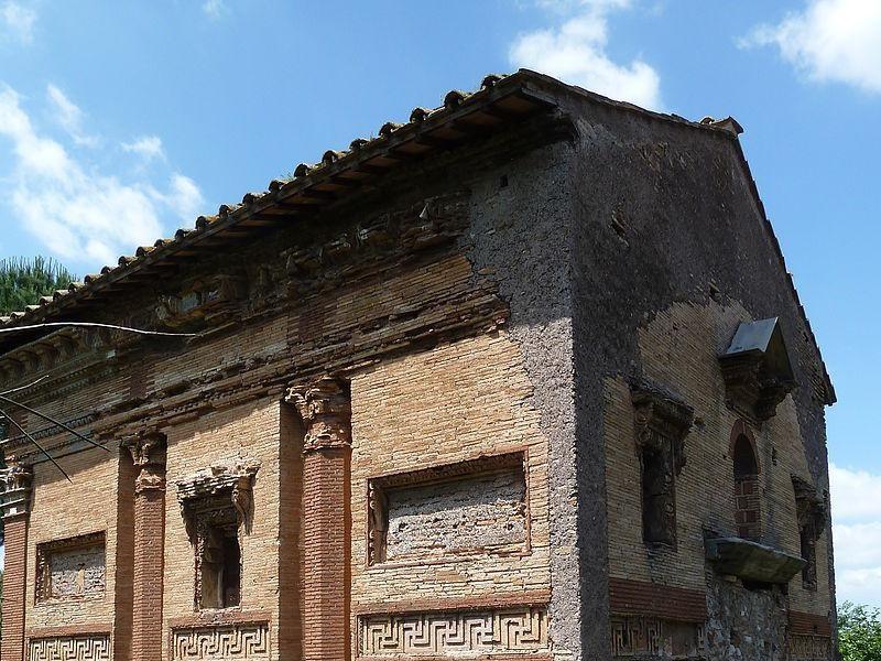 Parco delle Tombe di Via Latina: tomba dei valerii