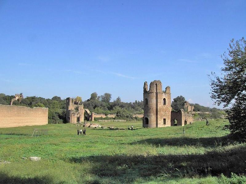 Parco Regionale dell'Appia Antica: Circo di Massenzio