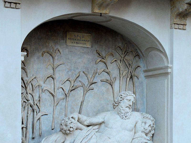 Quattro Fontane: Arno