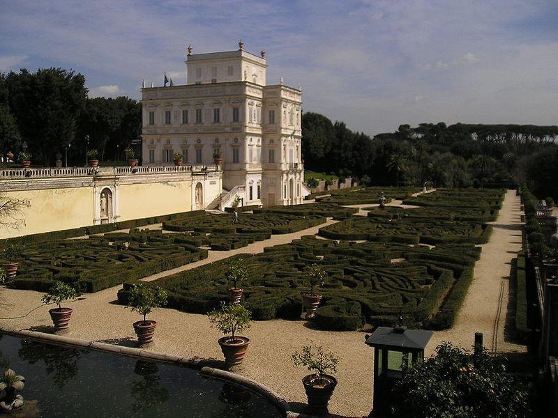 Villa Doria Pamphilj: I Giardini Segreti