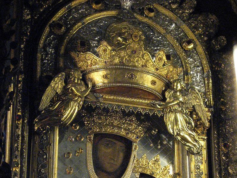 Icona della Madonna di San Luca
