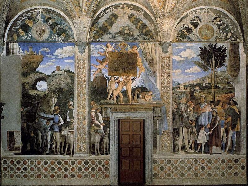 Mantegna, Camera degli Sposi