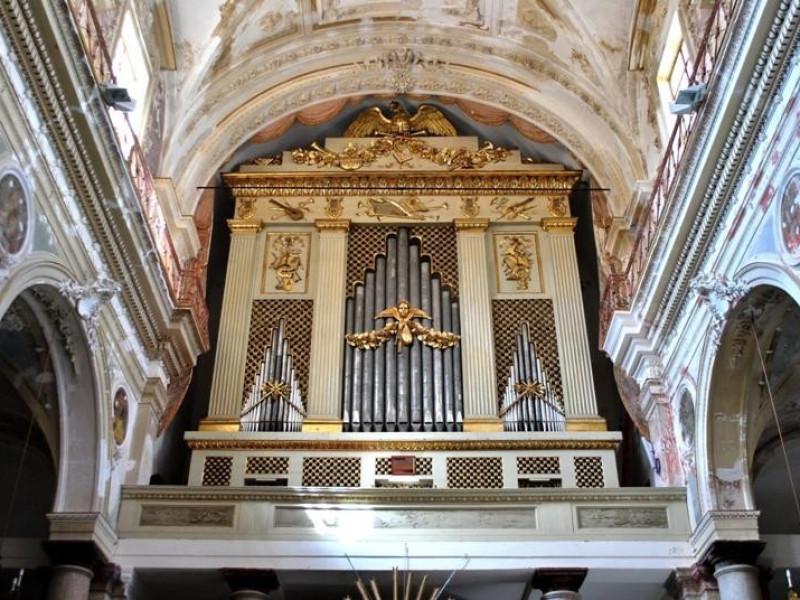 Organo de La Grassa