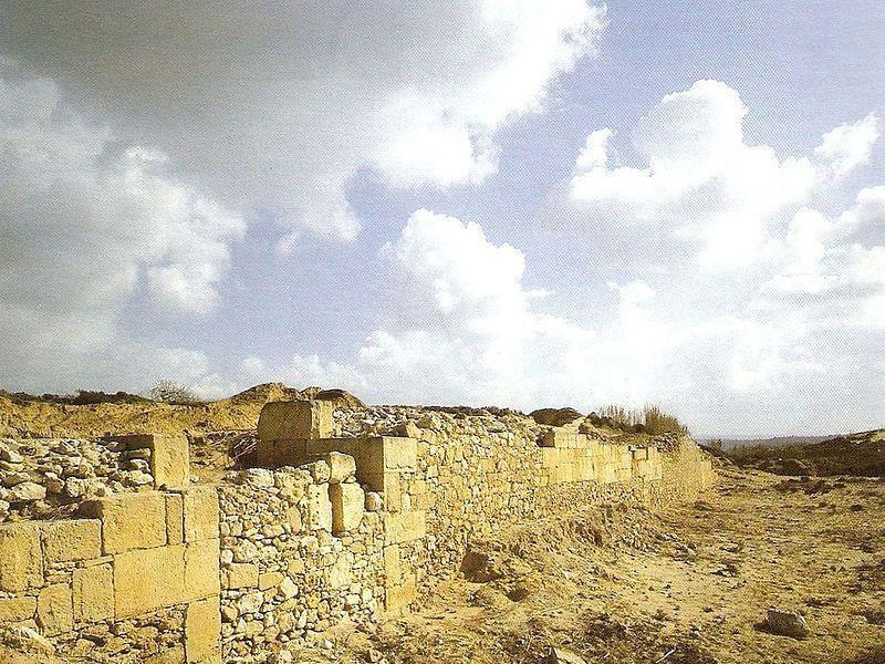 Fortificazioni Sud