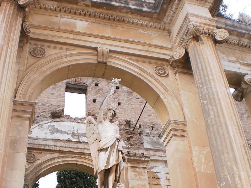 Lio Gangeri, Monumento a G. Natoli