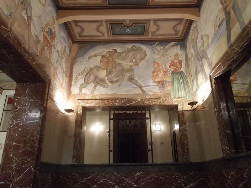 Dipinti di G. Morici