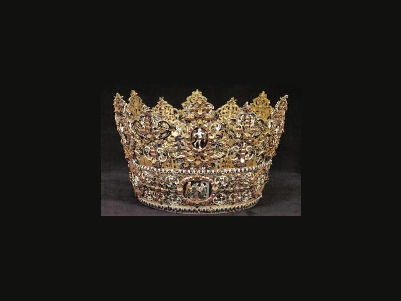 Corona di Maria SS.