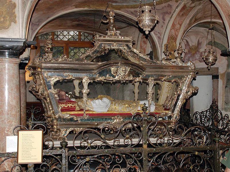 Reliquiario di San Giulio