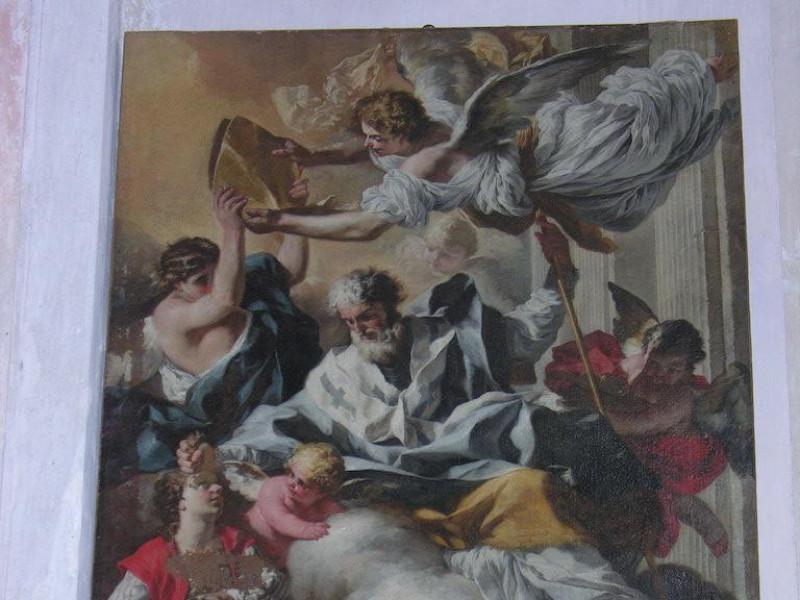 San Nicola di Bari, Solimena