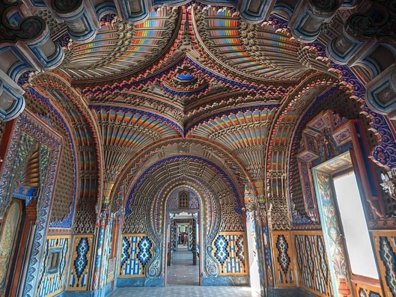 Sala dei Pavoni