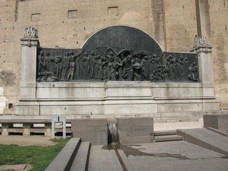 Monumento a Giuseppe Verdi