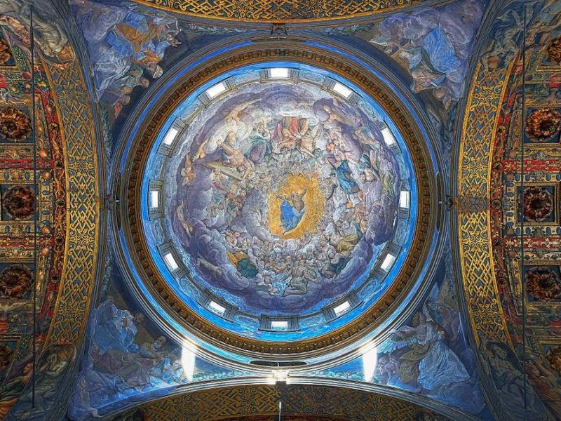 Cupola di Bernardino Gatti