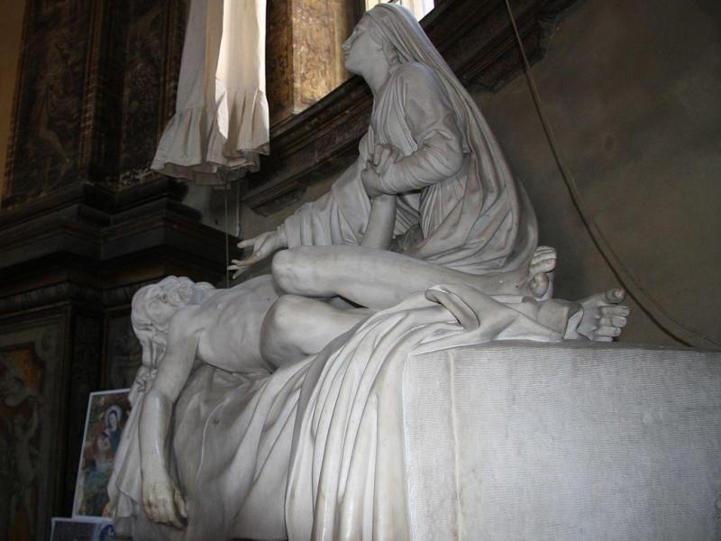 Pietà, Tommaso Bandini