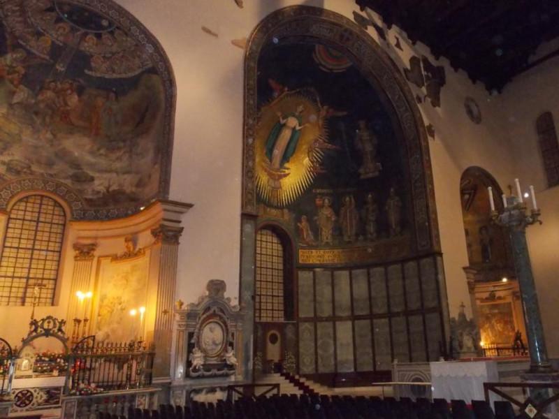 Cattedrale di santa maria degli angeli e san matteo duomo di salerno - La tavola rotonda santa maria degli angeli ...