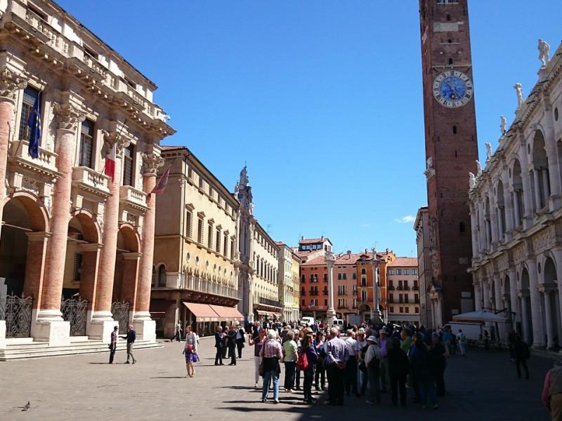 Ufficio Postale Mercato Nuovo Vicenza : Vicenza cosa vedere e cosa fare viaggiart