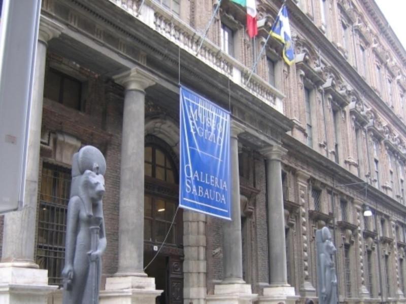 Galleria Sabauda, esterno