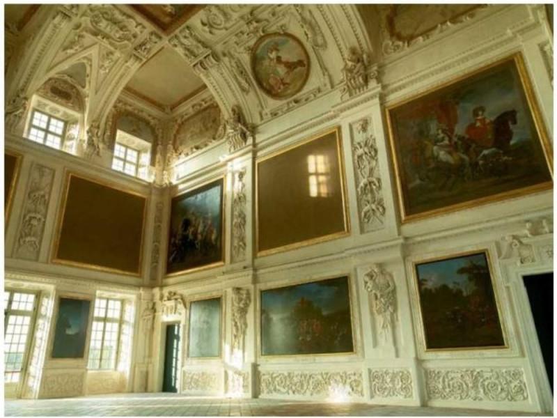 La Venaria, Sala di Diana