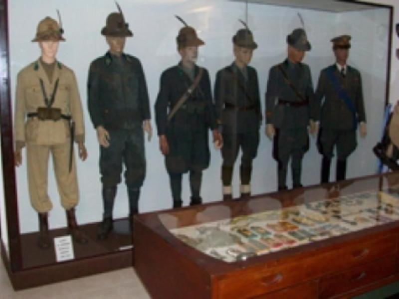 MUSEO DELL'ALPINO E DEL COMBATTENTE PIEMONTES