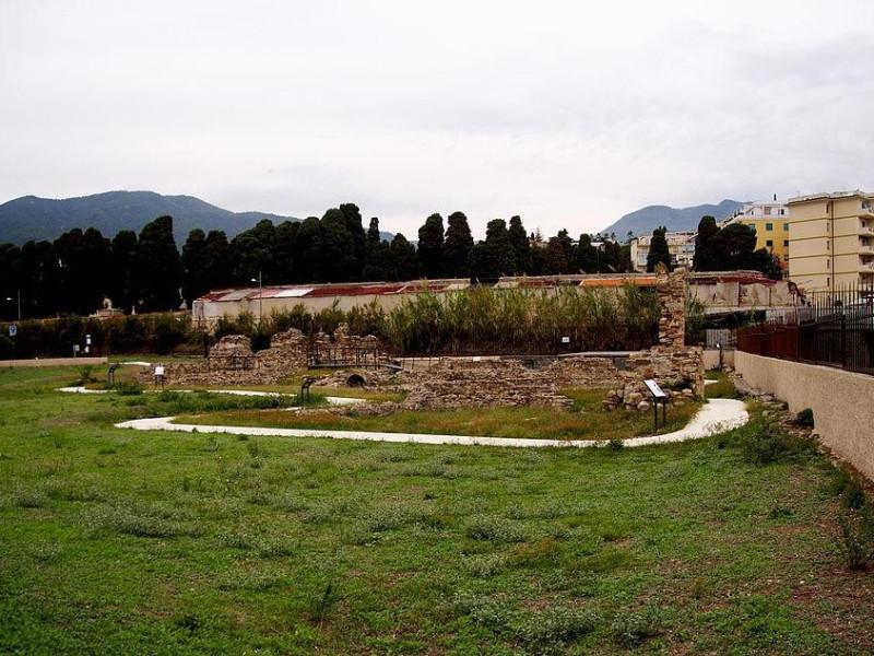 Villa romana della Foce