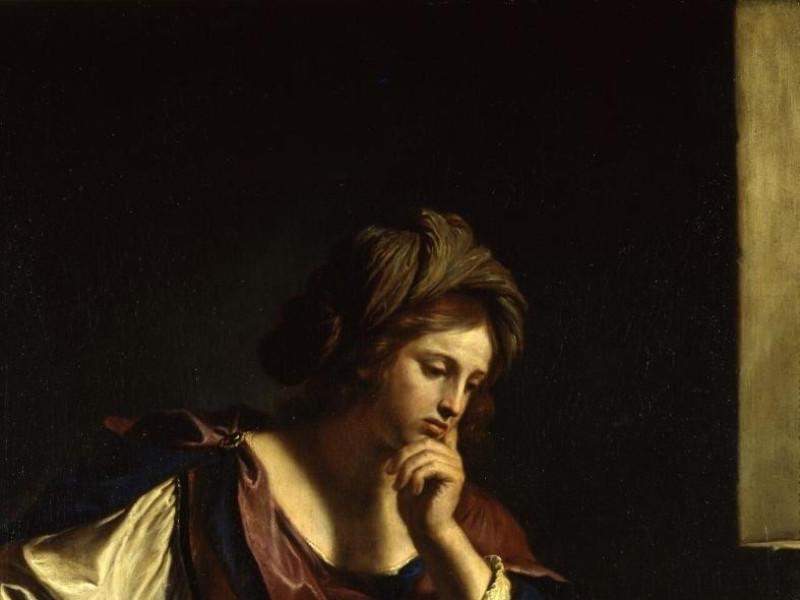 Francesco Balbieri detto il Guercino, Sibilla