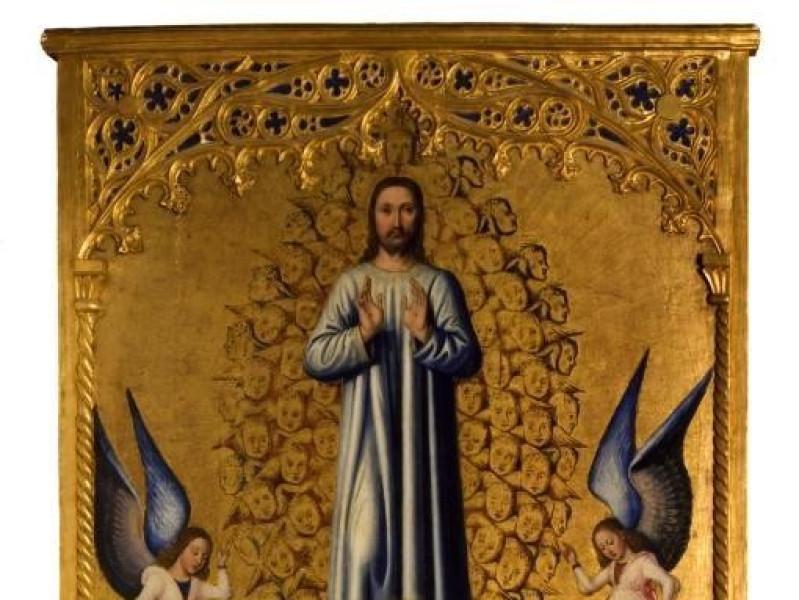 Ludovico Brea, Ascensione, Genova, Galleria N