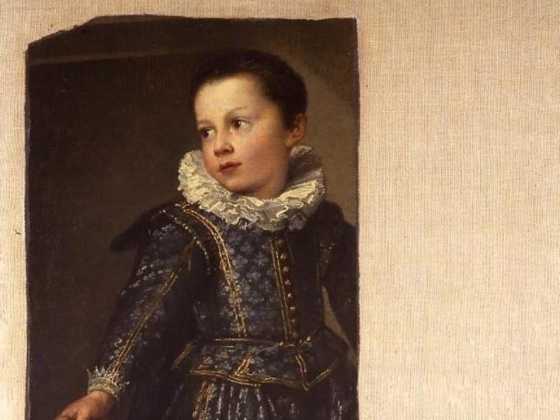 Anton Van Dyck, Ritratto di Ansaldo Pallavici