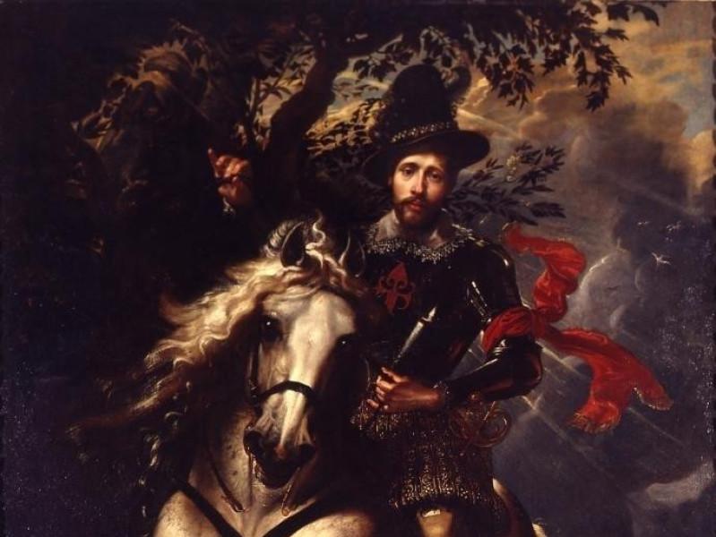Pieter Paul Rubens, Ritratto di Gio Carlo Dor