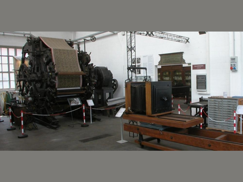 Museo delle industrie e del lacoro del Saronn